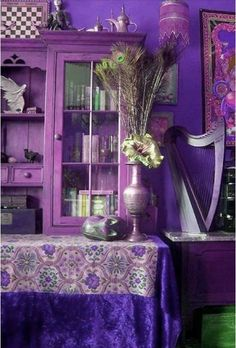 Love the color purple.