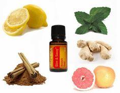 Radiant Health with doTERRA Essential Oils!: Super Metabolism Boosting Drink!