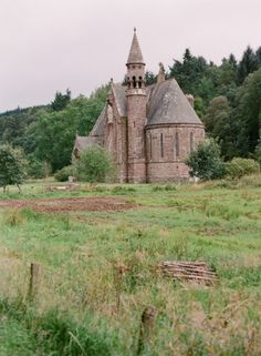 gorgeous Scottish countryside #travel #destination #wedding Photography by edwardosbornphotography.com  Read more - http://www.stylemepretty.com/2013/09/30/scottish-castle-wedding-from-edward-osborn/