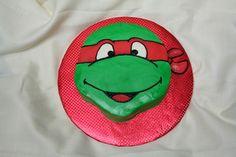 teenage mutant ninja turtle cakes | Teenage Mutant Ninja Turtle Cake | Flickr - Photo Sharing!