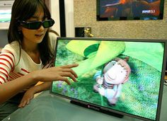3D HD TV:  New technology has put 3D high-definition television on the cusp of becoming a mainstay in homes. Although glasses are still required in most cases to appreciate the multiple dimensions, it's likely that they won't be needed much longer.