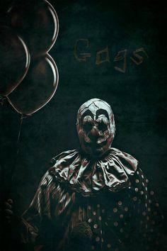 Gags - movie first look -> https://teaser-trailer.com/movie/gags/ #Gags #GagsMovie #Clown #HorrorMovie