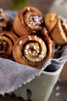 Kanelbullar Kanelbulle - Schwedische Zimtschnecken - Swedish Cinnamon Rolls (5)