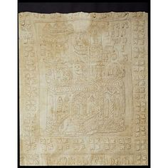 Bed cover - The Tristan quilt, c. 1360-1400, V&A