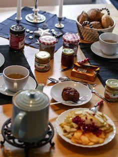 traumhaftes Sonntagsfrühstück - diese Einladung zum Schlemmen erreicht uns diese Woche von Simone