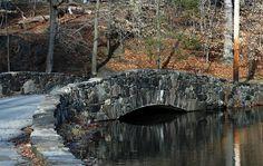 Depew Park Bridge Peekskill NY PINK SOAPBOX, via Flickr Westchester County, Local Attractions, Hudson Valley, Winter Scenes, The Neighbourhood, Places To Go, Bridges, Landscape, Park
