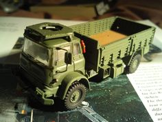 Airfix/JB Bedford MJ | Military Modelling