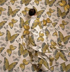 Eternally Camouflaged - Photographs by Cecilia Paredes | LensCulture