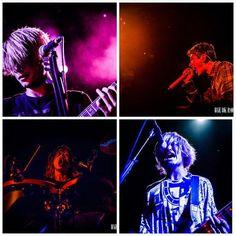 Toru Yamashita, Takahiro Morita , Tomoya Kanki, Ryota Kohama | One Ok Rock