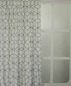 Black & White - Block || Trendy gordijnen (voordeelgordijnen.nl)