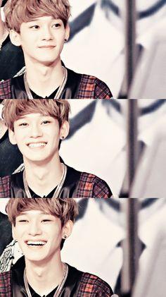 Chen EXO-M #EXO #Chen