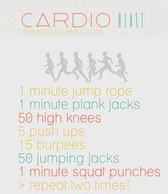 Cardio Circuit