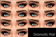 Eyes-Sims 4 Downloads