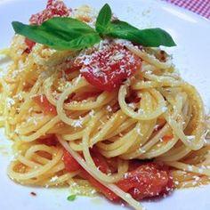 Onion Spaghetti - Allrecipes.com