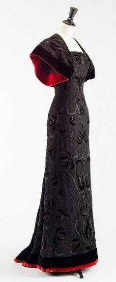 1947-48 Balenciaga, Boléro et robe fourreau