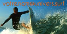 créer son adresse email nom@univers.surf