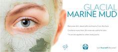 Mascarilla facial y corporal glacial marine mud Beauty Box, My Beauty, Hair Beauty, Nu Skin, Glacial Marine Mud, Galvanic Spa, Aging Process, Anti Aging Skin Care, Face And Body