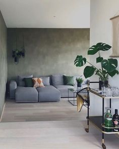 Let's have a little house tour and, hopefully, this stunning bespoke Scandinavian interior will inspire you to get home of your dreams. Scandinavian Interior Design, Mid Century Modern Design, Dream Rooms, House Tours, Bespoke, Mid-century Modern, Living Room, Copenhagen, Inspiration