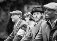 Tweed Run London 2013