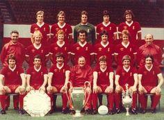 #Liverpool Squad 1977-1978