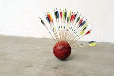 Basketballs and arrows: Begüm Boré looks at PFW through the work of artist Louise Bourgeois Louise Bourgeois, Installation Art, Sculptures, Objects, Coups, Inspiration, Artworks, Relationships, Mixed Media