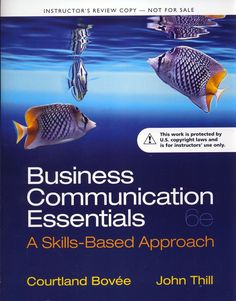 International business 6th edition 9780132555753 john j wild business communication essentials 6th instructor s edition 6e sixth courtland l bovee fandeluxe Gallery