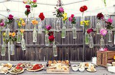 Faça você mesma: decoração do casamento
