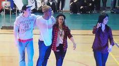 Rita Spider, Gonçalo Cabral, Diogo Gaio, Katja Vieira - I MGBOOS Hip Hop...
