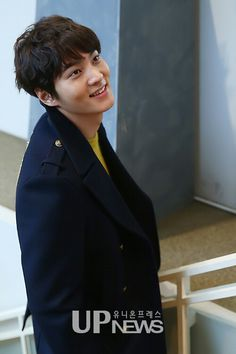 Joo Won....he has the nicest smile