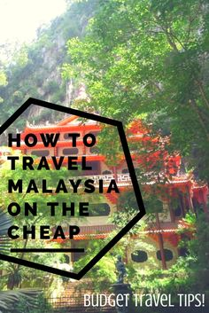 Top tips for travelling one of the more expensive countries in SE Asia cheaply