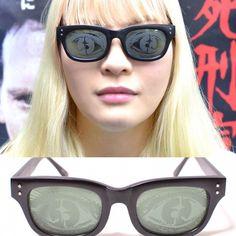 これちょっとほしいかも(_;) #hardcorechocolate #eyewear #sunglasses #サングラス #グラサン #ハードコアチョコレート #コアチョコ #楳図かずお #洗礼 by yo_sorow