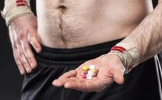 """I read a report about the growing numbers of middle-aged men who are turning to anabolic steroids in an attempt to counter their naturally declining testosterone levels, to combat weight gain and to reignite their sex drive. """"We have come across a lot of older men using. It's almost like hormone replacement therapy (used to..."""