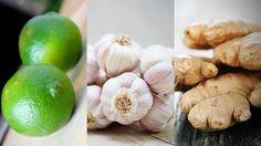Limpia las arterias, controla la presión arterial y fortalece tu sistema inmune con esta receta.