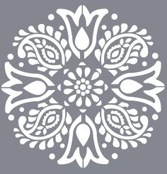 Inspired by travels throughout India, the Janpath Stencil is perfect for your up-cycling projects. Use this modern stencil on cushion covers, walls. Stencil Fabric, Stencil Printing, Stencil Templates, Stencil Patterns, Stencil Diy, Stencil Designs, Fabric Painting, Embroidery Patterns, Hand Embroidery