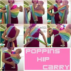 Poppins hip carry