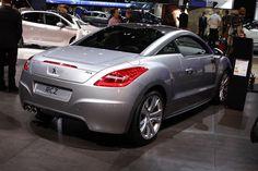 Обновленный 2013 Peugeot RCZ