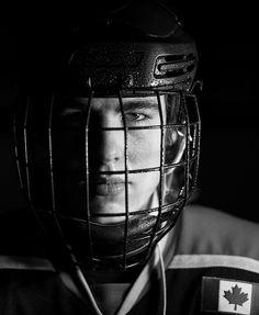 Senior Portrait / Photo / Picture Idea - Hockey Hockey Shot, Hockey Goalie, Ice Hockey, Hockey Players, Hockey Memes, Field Hockey, Hockey Senior Pictures, Senior Photos, Senior Portraits