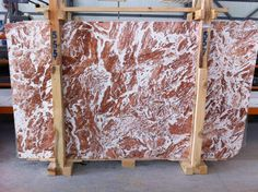 Red Tiger Stone Slabs