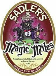 Magic Miles May 2012