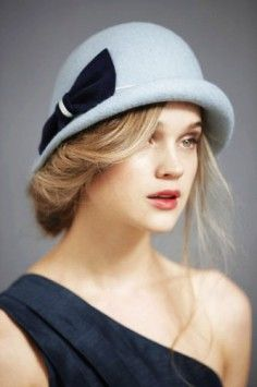 d7dfb39e680 Are You Ready To Wool Hats For Your Fall Winter   Hat Hairstyles for Women
