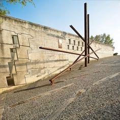 AD Classics: Igualada Cemetery / Enric Miralles + Carme Pinos, photos by David Cabrera
