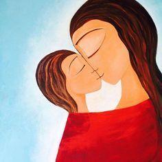 ilustraciones mama e hijo - Buscar con Google