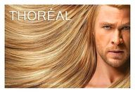 New Thor shampoo commercial