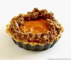 Brandy-Apple Mini Pies With Cornmeal Crust | Sweets | Pinterest | Mini ...