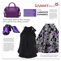 """Purple Feeling"" by janee-oss ❤ liked on Polyvore featuring Gucci"