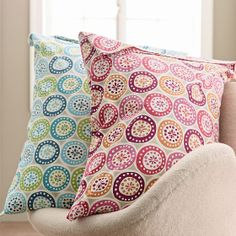 Jaime Percale Dot Sheets & Bedding Set | The Company Store