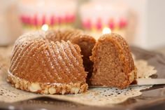 No Bake Desserts, Dessert Recipes, Fika, What To Cook, Birthday Candles, Tart, Bakery, Sweet Treats, Cheesecake