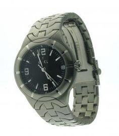 Ebel Uurwerken horloges E- TYPE SENIOR 9187C41 Watchbox Knokke Antwerpen