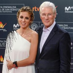 Richard Gere and Wife Alejandra Silva Expecting Baby No. Baby On The Way, Second Baby, Richard Gere, New Wife, Nine Months, Famous Couples, Expecting Baby, Handsome Actors, Welcome Baby