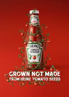 Heinz - Grown. Not Made. on Behance